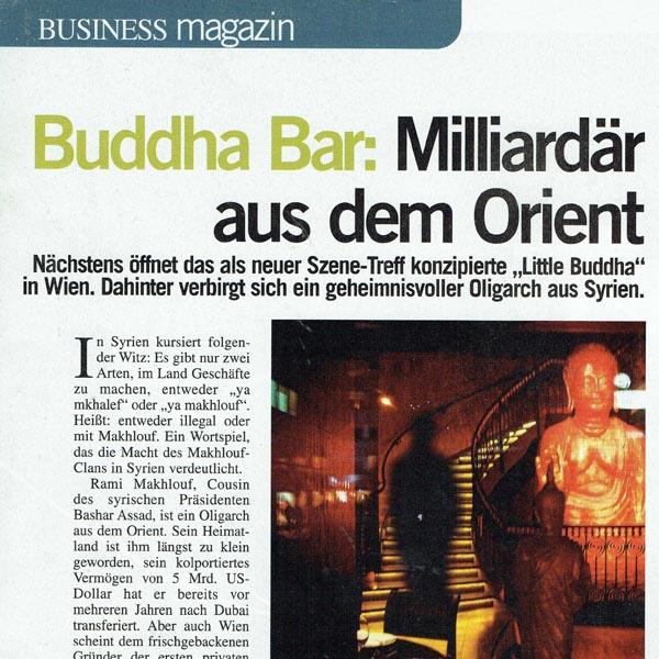 PRESSE - LITTLE BUDDHA - Format - 18.Jänner 2008 - Seite 44
