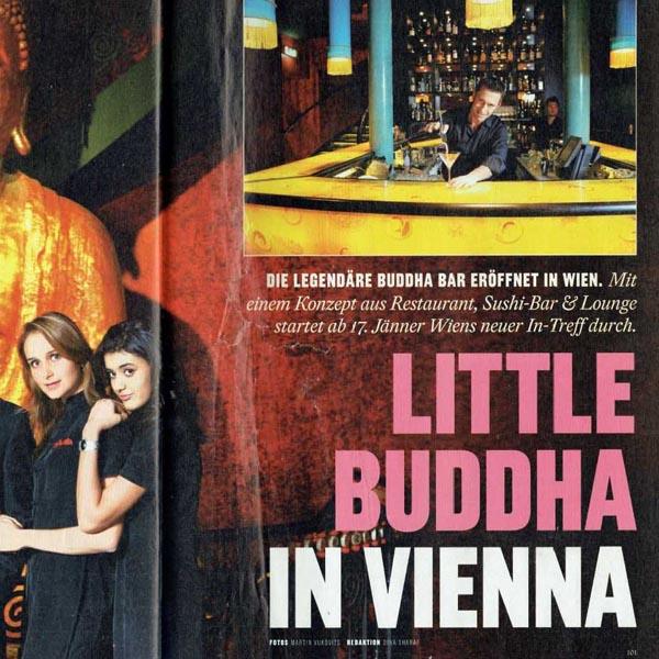 PRESSE - LITTLE BUDDHA - News - 17. Jänner 2008 - Seite 100-103