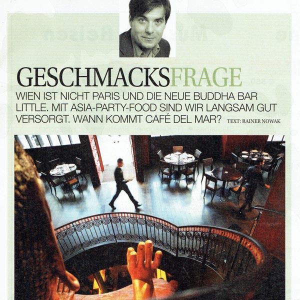 PRESSE - LITTLE BUDDHA - Presse-Schaufenster - 25.Jänner 2008 - Seite 21