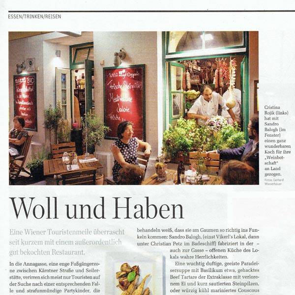 PRESSE - WEINBOTSCHAFT - Standard-Rondo - vom 24.August 2012 - Seite 12